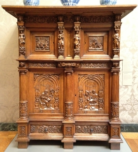 MFA BOSTON DUTCH CARVED CHEST 2013