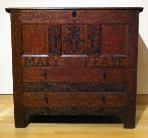 Mary Pease Chest